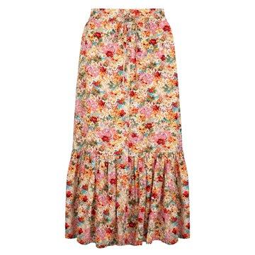 Esqualo Skirt Garden flower