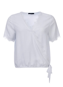 Dayz Nerja Top  Off White