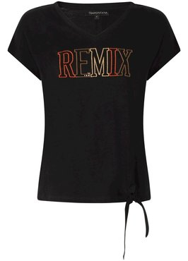 Tramontana T-Shirt Remix Black
