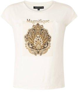 Tramontana T-Shirt Magnific Cream