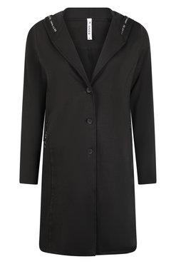 Zoso Maddy Hooded sporty long blazer