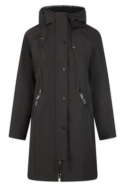 Zoso Outdoor Softshell outdoor coat zwart