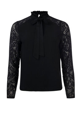 Dayz Hanover blouse Zwart