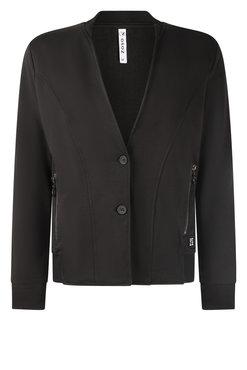 Zoso Ivy Sporty jacket with techprint
