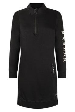 Zoso Jaimy Sporty tunic/dress techprint zwart
