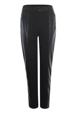 Poools  Pants With pu black