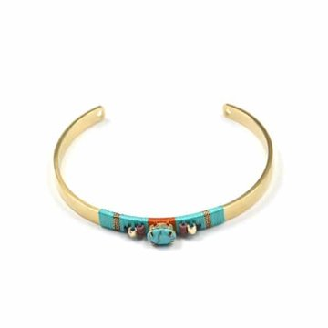 ZAG bangle goud armband