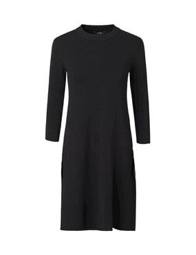 Mbym Cadia zwarte jurk