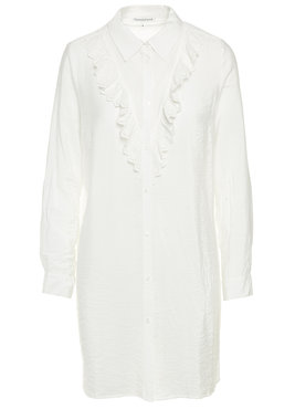 Tramontana Blouse Long Ruffle