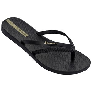 Ipanema IP82067 Bossa Slipper Black