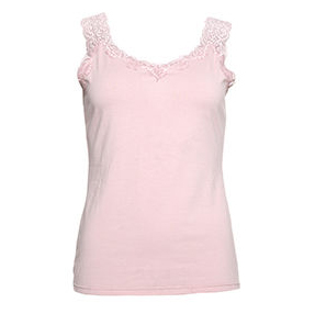 SMASH Dulcis Tank Top Rose