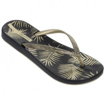 Ipanema IP82279 Anatomic Nature Slipper Black/Gold