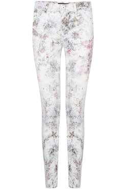 Supertrash Paradise crop jacquard