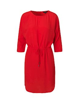 MbyM Provance Hamino jurk rood