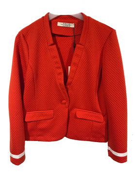 One two luxzuz Clementine Jacket rood