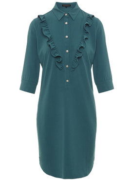 Tramontana Dress Volant V-shape