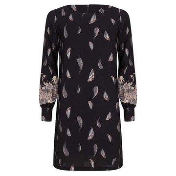 Esqualo Dress feature print