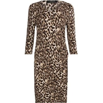 One Two Luxzuz Gelika Dress Tijger