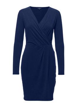 Mbym Madena rai jurk medi blue