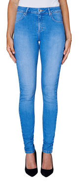 2nd One Nicole 893 Sky Line Flex Jeans