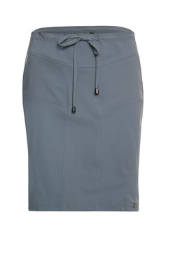 Poools skirt travel grey