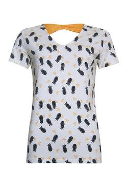 Poools T-shirt Pineappel