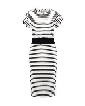 Aaiko Reseda Pas 375 jurk Crispy White