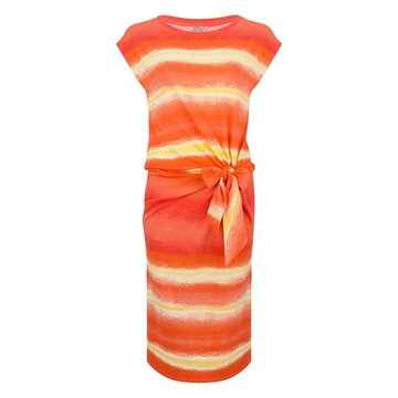 Esqualo Dress T&D print