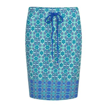 Esqualo Skirt Caleidoscope blue