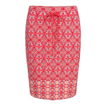 Esqualo Skirt Caleidoscope Red