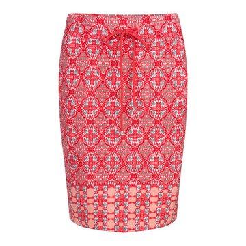 Esqualo Skirt Caleidoscope Red