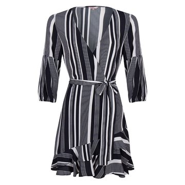 Esqualo Dress ruftte stripe