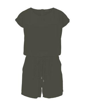 Freequent Nala-ju dusty olive jumpsuit
