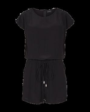 Freequent Nala-ju zwart jumpsuit