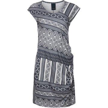One two luxzuz Eleanor Dress Zwart/Wit