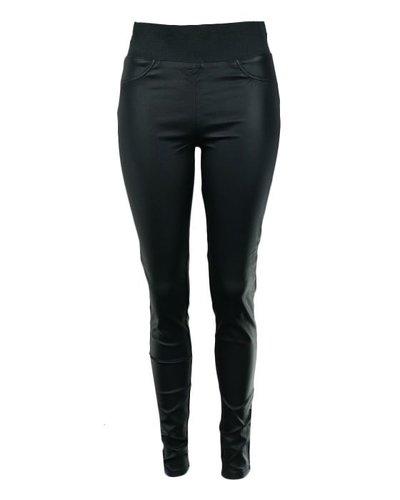Freequent Shantal-pa-cooper coating zwart