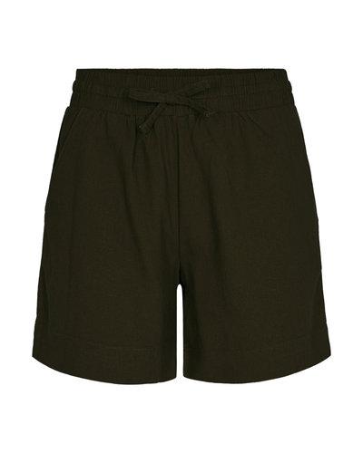 Freequent Lava-sho korte broek Zwart
