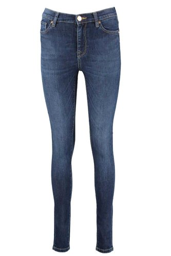 Yellow Blue Jeans New Soph Dark Blue