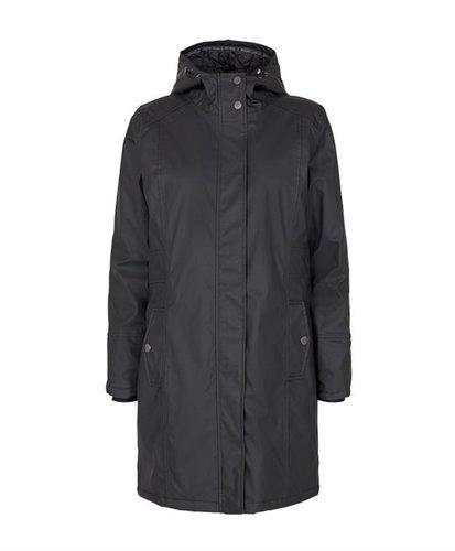 Freequent Rain-Ja-Waist winterjas Zwart