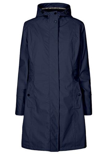 Freequent Rain-Ja-Waist winterjas Navy