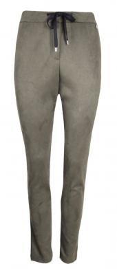 20to Pants Suedine Olive