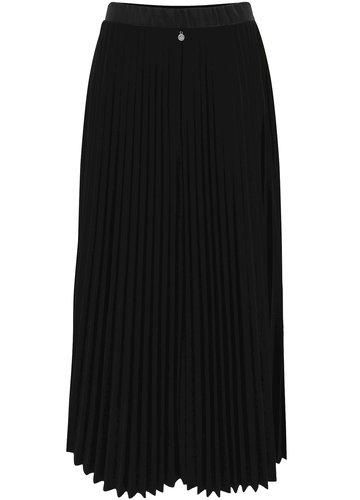 Tramontana Skirt Wrap Plissé Zwart