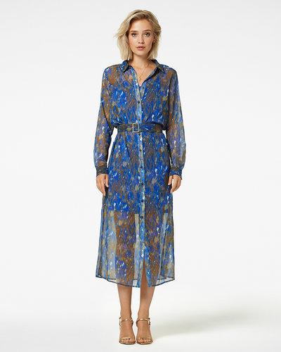 Freebird Midi dress long sleeve HARPER BELT