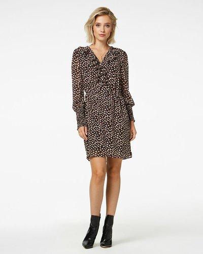 Freebird Healy Mini dress long sleeve