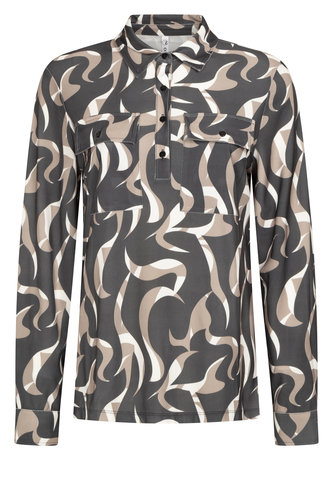 Zoso  Judith Zwart Splendour printed blouse