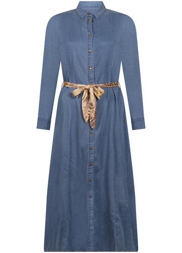 Tramontana Dress Midi Tencel
