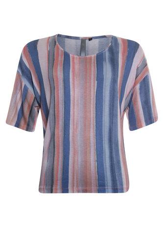 Poools T-shirt Stripe print