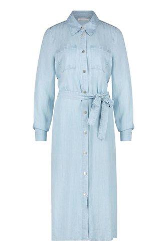 Freebird Midi dress long sleeve VICTORIA