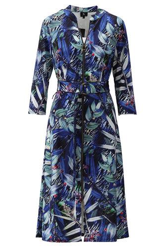 K-Design Midi jurk met rits