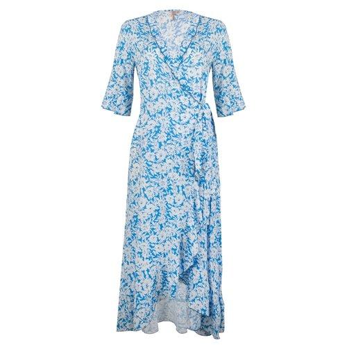 Esqualo Dress wrap summer shadow